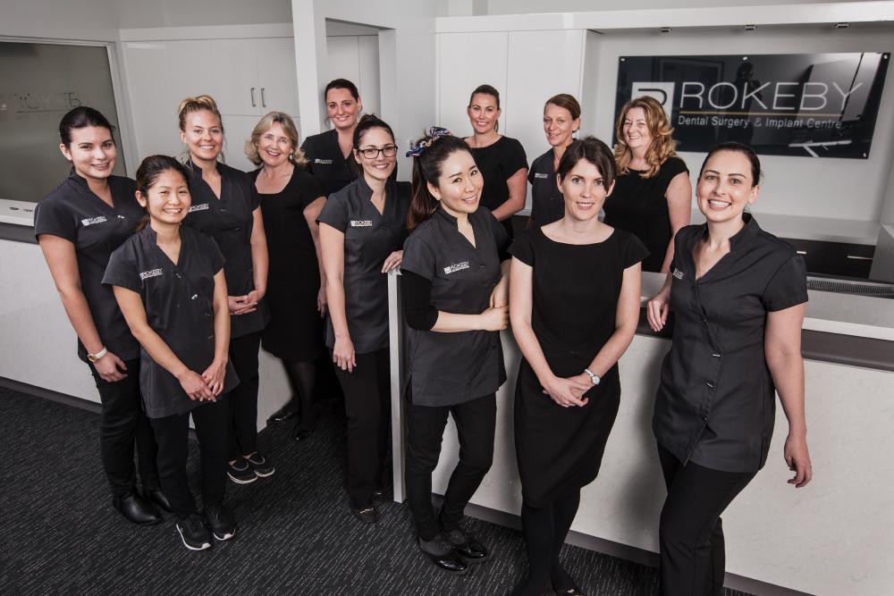 The Rokeby Dental Team